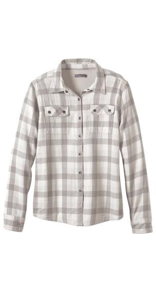 Prana W's Bridget Lined Shirt Stone